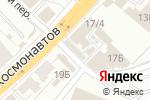 Схема проезда до компании Адаб в Перми