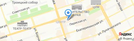 ПрофСтройБизнес на карте Перми