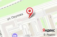 Схема проезда до компании Шадлик в Перми