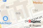 Схема проезда до компании СКУД в Перми