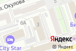 Схема проезда до компании Broker159.ru в Перми