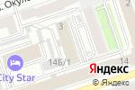 Схема проезда до компании Технотроникс в Перми