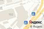 Схема проезда до компании Компания в Перми