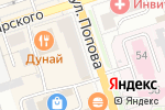 Схема проезда до компании Краевая скупка в Перми