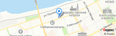 СтройИнвестСервис на карте Перми