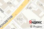 Схема проезда до компании Посудная лавка в Перми