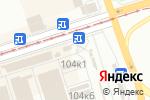 Схема проезда до компании Еремеевские пекарни в Перми