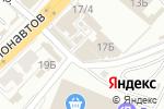 Схема проезда до компании ГАЧА в Перми