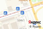 Схема проезда до компании Киоск по изготовлению ключей в Перми