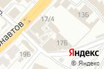 Схема проезда до компании Магазин полиэтиленовых пакетов на шоссе Космонавтов в Перми