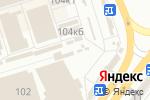 Схема проезда до компании Corrida в Перми
