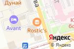 Схема проезда до компании WESTFALIKA SHOES в Перми
