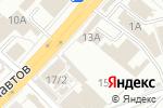 Схема проезда до компании Магазин чая в Перми