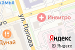 Схема проезда до компании ТрансСпецТехника в Перми