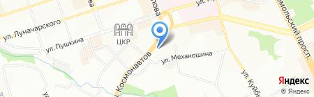 Сота-Сервис на карте Перми