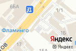 Схема проезда до компании Avia traffic в Перми