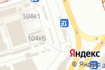 Схема проезда до компании Пермские лотереи в Перми