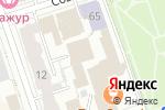 Схема проезда до компании Академия домашних мастеров в Перми