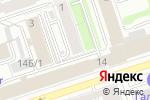 Схема проезда до компании Delight Laboratory в Перми