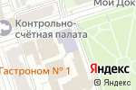 Схема проезда до компании Пермский базовый медицинский колледж в Перми