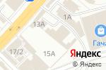 Схема проезда до компании Ошохонаи милли в Перми