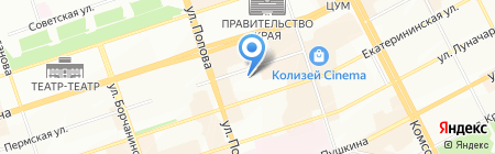 Ат-83 на карте Перми