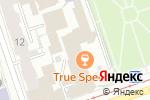 Схема проезда до компании Мир 25 в Перми