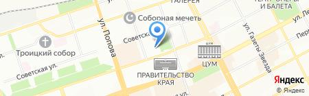 Экспертъ на карте Перми