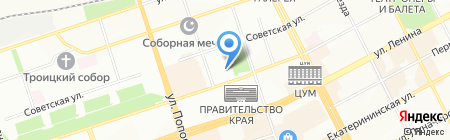 КНАУФ ГИПС на карте Перми
