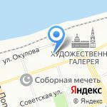 Студия стилиста-визажиста Анны Любимовой на карте Перми
