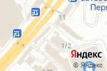 Схема проезда до компании Евросвязь в Перми