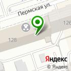 Местоположение компании ИС-Проект
