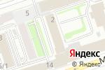 Схема проезда до компании СтройкаДром в Перми