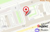 Схема проезда до компании СитиСтрой в Перми
