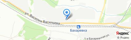 Державная на карте Перми