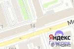Схема проезда до компании Гелиос в Перми