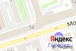 Схема проезда до компании Касинерос в Перми
