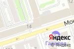 Схема проезда до компании Танго пара в Перми