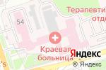 Схема проезда до компании Лига ставок в Перми