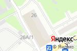 Схема проезда до компании Магазин тканей в Перми