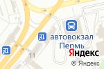 Схема проезда до компании iТехника & iАксессуары в Перми