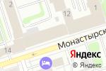 Схема проезда до компании Спецтехнопроект в Перми