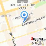 BENEDICT на карте Перми