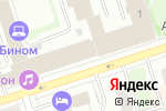 Схема проезда до компании Эксперт-Гарант в Перми