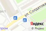 Схема проезда до компании Магазин восточных пряностей в Перми