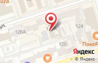 Схема проезда до компании Пермское Краевое Партнерство Российской Коллегии Оценщиков в Перми