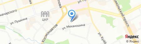 Gsm-Оpt на карте Перми