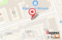 Схема проезда до компании Издательский Дом «Тигр» в Перми