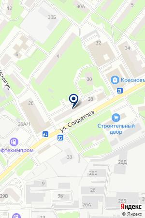 СтеклоДом на карте Перми