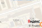 Схема проезда до компании Урал-Логистик в Перми